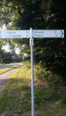 Vor der Lüneburger Heide