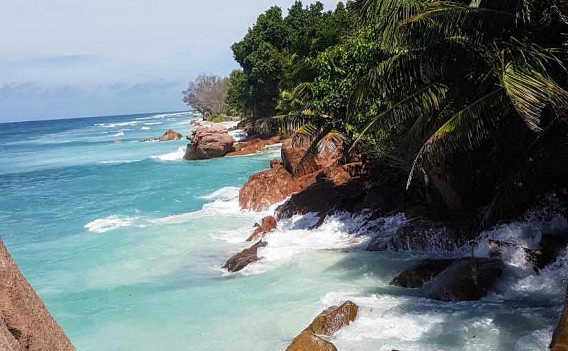 Inselhopping:Von Praslin nach La Digue(Seychellen)